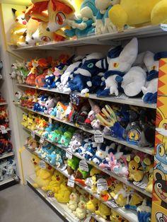 Pokemon Plush toys - Pokemon Store