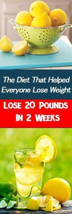 Lemon Diet: Lose 20 Pounds Under 2 Weeks! - Care for Health Lose 5 Pounds, 20 Pounds, Natural Medicine For Anxiety, Lemon Diet, Lose Weight, Weight Loss, Water Weight, Fat Loss Diet, Healthy Tips