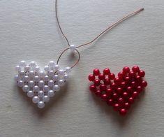 Készítsünk szívecskét anyának, nagyinak! Ötlet kicsiknek... 1. rész - Mesés gyöngyök Drop Earrings, Jewelry, Fashion, Moda, Jewlery, Bijoux, La Mode, Jewerly, Fasion