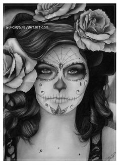#El Dia de Muertos #day of the dead #rituals #death cult