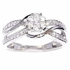 Diamond Clarity: i2-i3 Gem Type: white-diamond Gender: women Measurements in MM: 8.3 Metal Stamp: 10K Metal Type: white-gold Ring Size: 7 Weight in gms: 2 On Sale While Stocks Last ***Free Shipping To