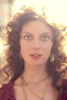 is there actually anyone in the world that doesn't know Susan Sarandon is super hot and was also super hot as a younger woman? I mean really?