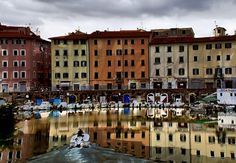 Livorno .... I would be there now