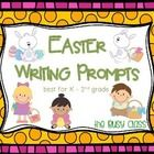 Celebrate Easter with these fun writing prompts. Use at a writing center as practice with narrative, expository, creative writing, and poetry. Hang...