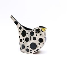 Alice Shepherd - Spotted Bird Jug