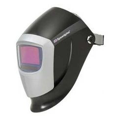 Speedglas 9000 Welding Helmet w/Auto-Darkening Filter Mig Welding, Welding Helmet, Metal Art Projects, Welding Projects, Types Of Welding, Inert Gas, Tig Welder, Welding Supplies, Welding And Fabrication