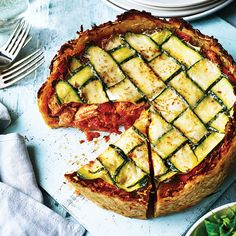 Potato-crust Italian chicken pie Recipe   Weight Watchers UK