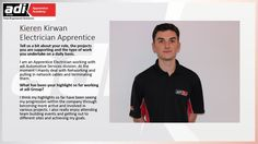 Today, Kieren Kerwan, one of our Electrical Apprentices, has shared some information on his Apprenticeship. #NAW2016