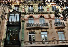 Edificio Marquesa de la Puente. Paseo de la Castellana, 9 y 11. Madrid