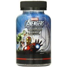 Rexall Avengers Assemble Multivitamin Gummies, 60 CT (Pack of 3)