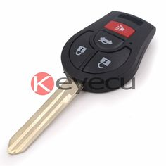 Uncut Keyless Entry Remote Key Fob 315MHz ID46 Chip for Nissan Sentra 2013-2014  #Affiliate