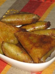 Samoussas aux légumes #2 - Patio'nnement cuisine