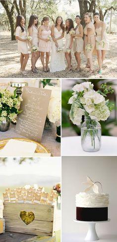 #ivory #wedding