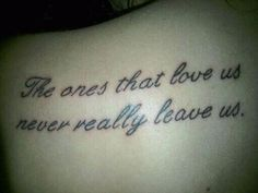 I want this tattoo. its quoted from harry potter and the prisoner of azkaban.