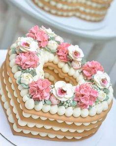 😍 Do you know how to make Number cake?🤗 - Start to bake with All number cakes… Pretty Cakes, Beautiful Cakes, Amazing Cakes, Number Birthday Cakes, Number Cakes, Whipped Cream Ingredients, Baking Business, Biscuit Cake, Food Cakes