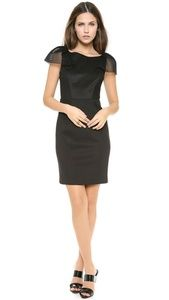 Shopbop Gathered Sleeve Sheath Dress from Milly // Hukk to find out when it goes on sale! #hukkster #Shopbop #LBD