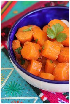 Salade de carottes marocaine (cumin, paprika & coriandre)