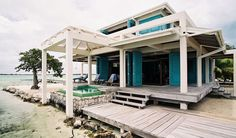 Ocean House, Cayo Espanto, Belize