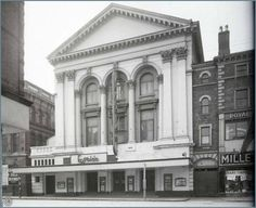Essoldo Cinema, Granby Street. Demolished. Holiday Places, Leicester, Old Houses, Cinema, England, History, Architecture, City, Pictures