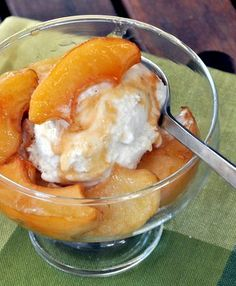 Oven-Roasted Maple Apples