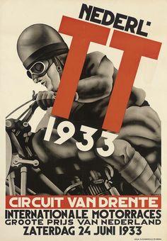 1933 Dutch TT
