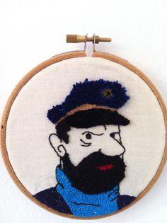 captain. blistering barnacles