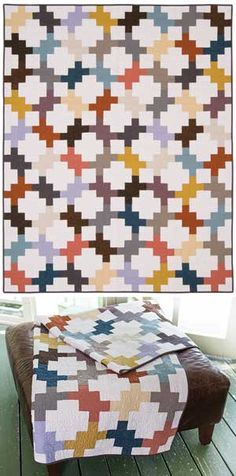 EARTH QUILT KIT
