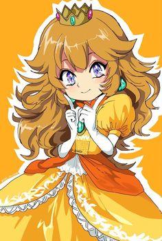 Mario Fan Art, Mario Bros., Mario Party, Mario And Luigi, Princess Daisy Costume, Metroid, Super Princess Peach, Princesa Daisy, Mario Funny