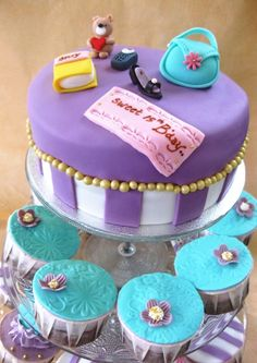 Birthday Cake Idea for 15 Year old girl