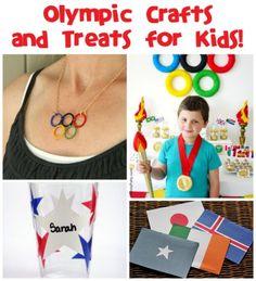 The Olympics - Fun Family Crafts.  Maye Pediatric Dentistry, pediatric dentist in Boca Raton, FL @ jungledental.com