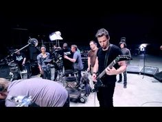 Nickelback - This Means War - Behind The Scenes Video