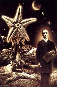 H.P. Lovecraft! Another personal favourite