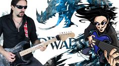 """Guild Wars 2 - Fear Not This Night """"Epic Rock"""" Cover (Little V)"""