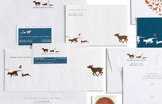 Cute branding for the animal humane society by Brandon Van Liere.
