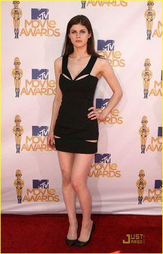alexandra daddario mtv movie awards - Google Search