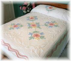 chenile bedspreads