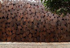 Fachada em aço corten. Fachada de folhas | Accero