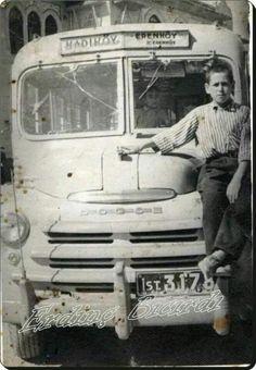 1948 Kadıköy Icerenkoy minibüsü