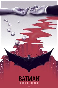 Batman Born of Blood by Doaly / want it on a WHIM.