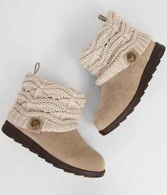 32da171b8 Muk Luks Patti Boot - Women s Shoes in Light Beige