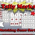 Tally Marks Matching Sort Game - Superstars Theme - King Virtue  You students will love applying what you have taught them about tally marks with t...