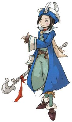 Blue Mage (Tactics Advance) - The Final Fantasy Wiki - 10 years of having more Final Fantasy information than Cid could research!