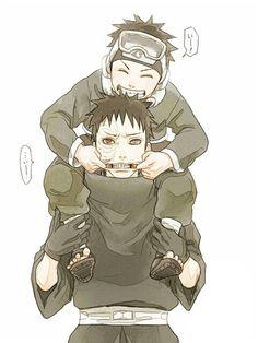 Always my favorite Uchiha... Obito :)