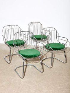 Chrome Chairs by Gaston Rinaldi – comingsoonnewyork