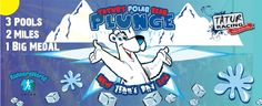 So I am ringing in my New Year's fitness plan with a two mile run and Polar plunge.  Anyone in Tulsa want to join me?