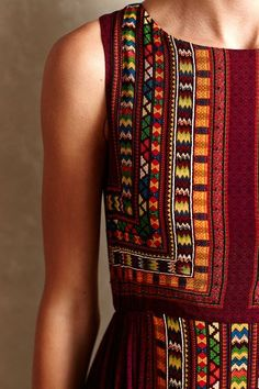 Bajwa Maxi Dress #anthrofave