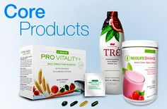 Been taking my Neolife products to have a healthier me! ProVitality plus a protein shake every day.