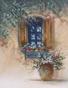 Artist: Mark Polomchak - watercolors