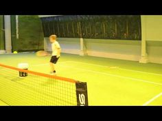 Movement Drills for young tennis players - YouTube