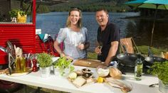 Country Show Cook Off shortlisted for Best Daytime Programme in the Broadcast Awards 2014